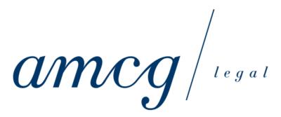 AMCG Legal Logo
